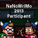 nanowrimo 13