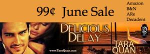 delicious delay on sale