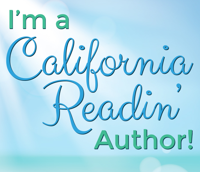 I'm a California Readin' Author