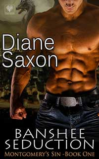 Spotlight on: Diane Saxon's Banshee Seduction
