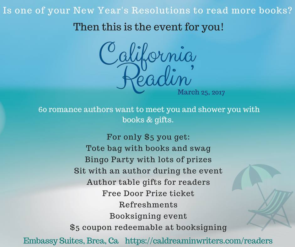 california reading event 2017