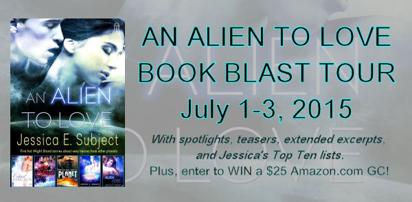Spotlight on: Jessica E. Subject's An Alien To Love Box Set