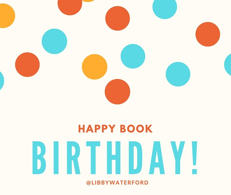 Happy book birthdays!