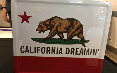 Still California Dreamin'