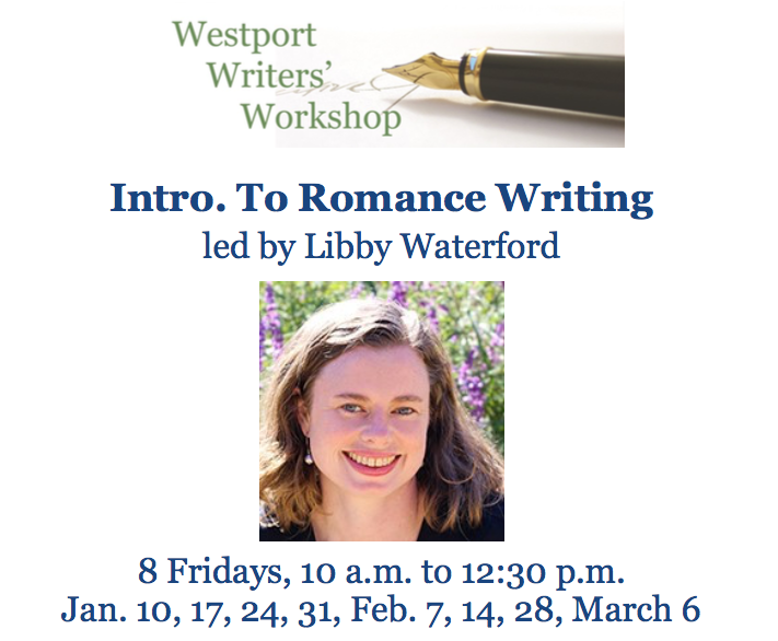 Intro To Romance Writing with Libby Waterford