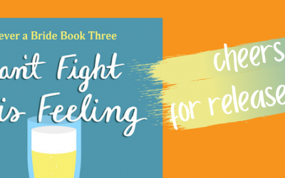 Release Day for Can't Fight This Feeling